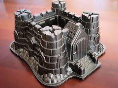 Nordicware castle tin