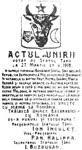 Actul Unirii (1918) a redevenit documentul ce ajuta Republica Moldova la integrarea in UE si NATO.