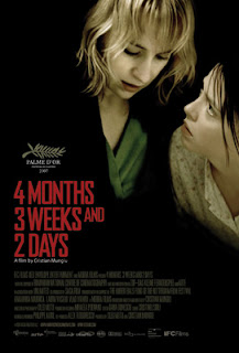 "Review:  ""4 Months, 3 Weeks, and 2 Days"""