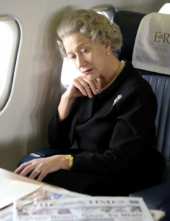 """British Bookies Paying Out on """"The Queen"""""""
