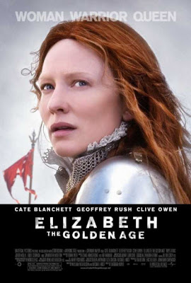 """Elizabeth:  The Golden Age"" Poster"