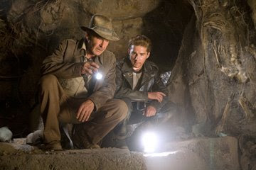"First Impressions:  ""Indiana Jones and the Kingdom of the Crystal Skull"""