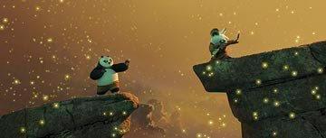 "On ""Kung Fu Panda"""