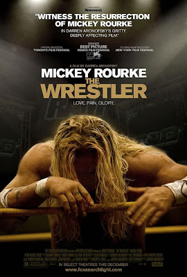 """Poster:  """"The Wrestler"""""""