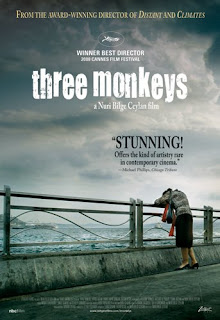 "Review:  ""Three Monkeys"""