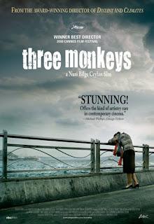 "Review:  ""Three Monkeys"""