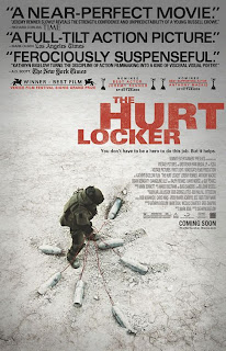 "Review:  ""The Hurt Locker"""