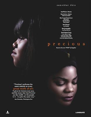"""Pushing """"Precious"""""""