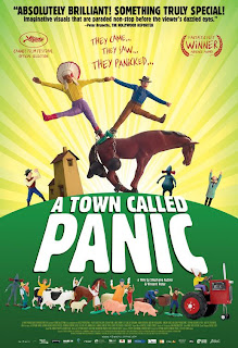 "Review:  ""A Town Called Panic"""