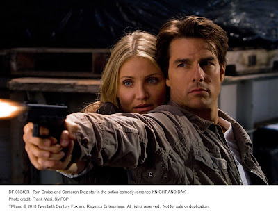 "On ""Knight and Day"""