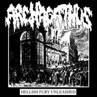 ARCHAGATHUS / AXEDUP CONFORMIST - Split  EP