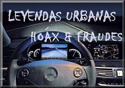 LEYENDAS, HOAX &amp; FRAUDES