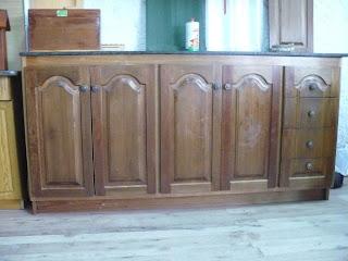 La madera y sus creaciones mueble de cocina - Muebles cabrera huelva catalogo ...