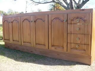 La madera y sus creaciones muebles de cocina - Muebles cabrera huelva catalogo ...