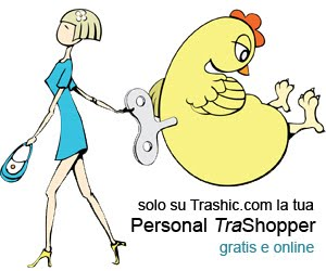 La tua personal TraShopper  online