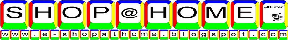 Shop @ Home. Online Shopping at Home