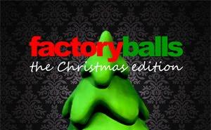 Factory Balls - Christmas Edition Walkthrough