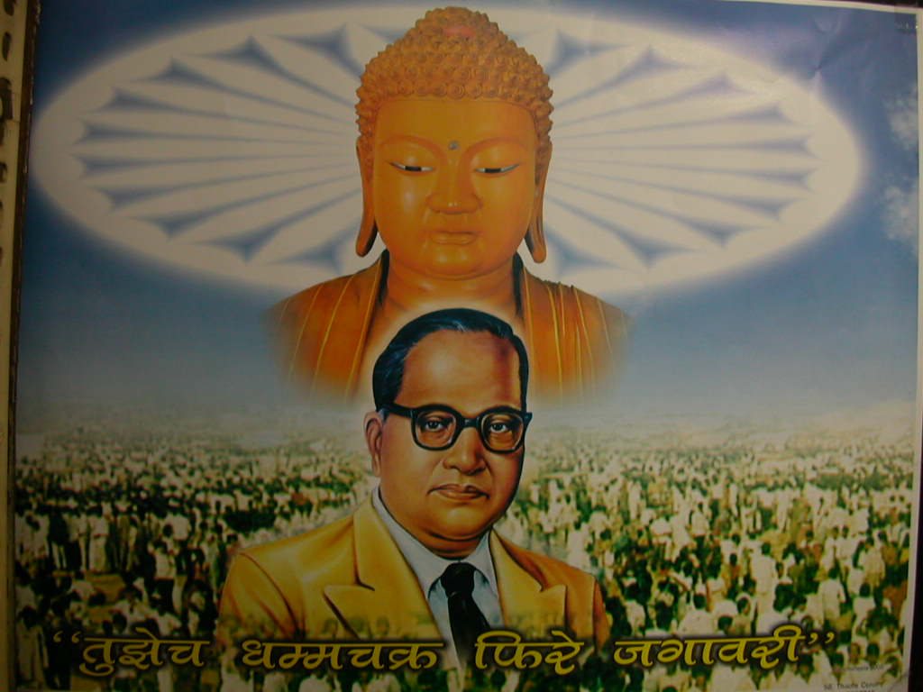 "ambedkar and buddhism He was therefore vehemently critical of the hypocracies of brahmanism dr b r ambedkar declared his firm resolve to change his religion in 1935 at nasik district in maharashtra ""i was born a hindu and i had no choice about that but i will not die a hindu"" the nagpur dhamma diksha : ambedkar had [."
