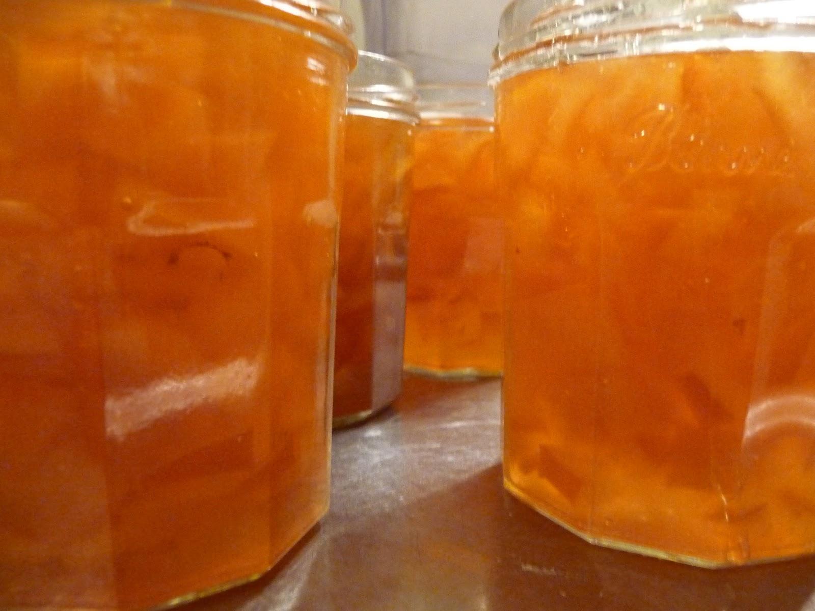 Un peu gay dans les coings marmelade d 39 oranges am res - Marmelade d orange amere ...
