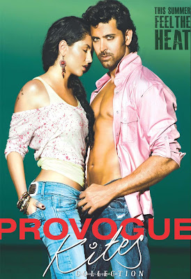 Hrithik Provogue Ads