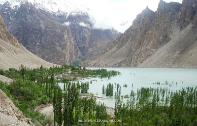 Pakistan Lake