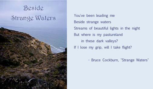 Beside Strange Waters