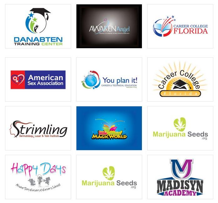 custom logo design by logoprodesign education logo design
