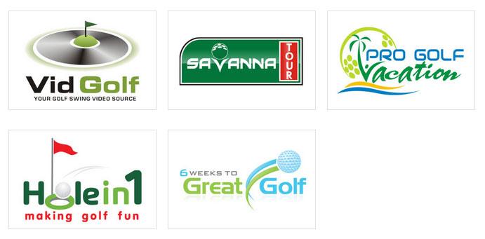 Custom Logo Design By Logoprodesign Golf Courses Logo Design