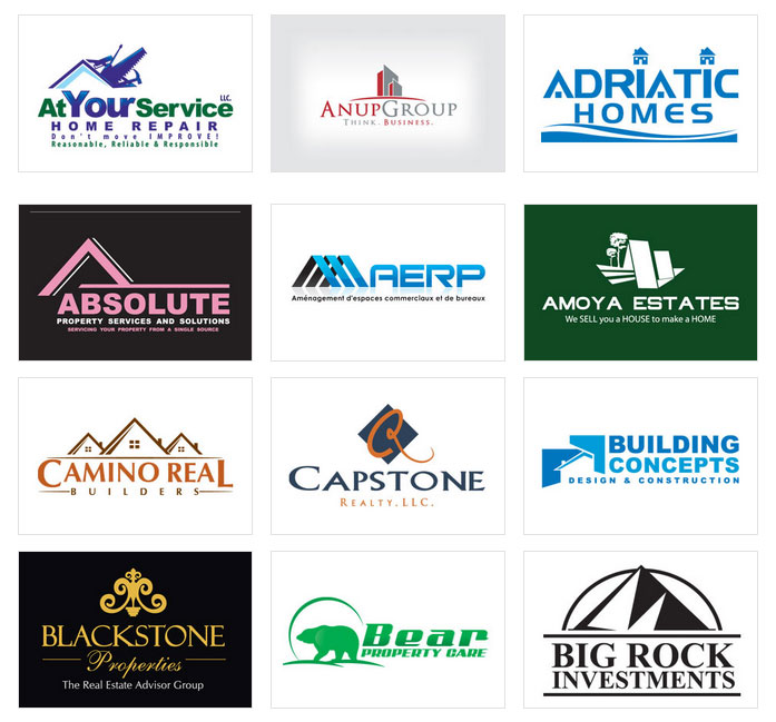 Real Estate Logo  Mortgage Logo Design Pixels Logo Design