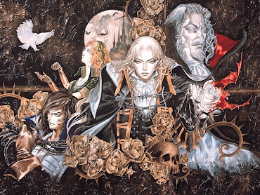 #10 Castlevania Wallpaper