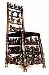 Cadeira da Autoridade LUNDA