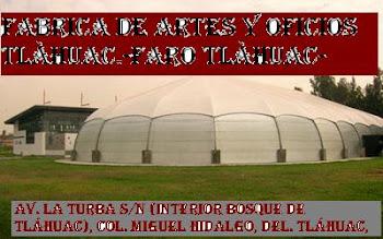 Fabrica de Artes y Oficios FARO TLÀHUAC