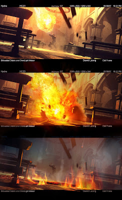 diablo 3 concept art arte conceptual