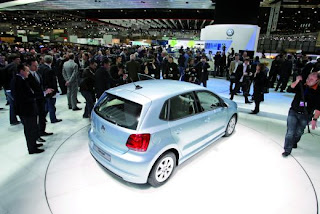 polo bluemotion 2010