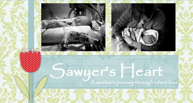 Sawyer&#39;s Heart