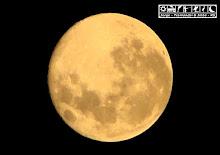 Maan vanuit Tramandaí