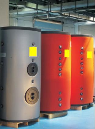 Solar Water Heater Storage Tank 88