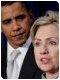 Reportage en exclusivit cette semaine : Obama / Clinton : les clones dmocrates