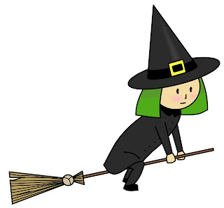 How To Draw CartoonsCute Cartoon Witch