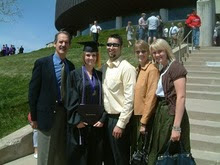 Kimber's Graduation from Dental Hygiene 2008