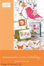 NEW Occassions Mini Catalog