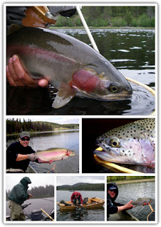 lake fishing report