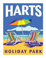 Harts Caravan Park Logo