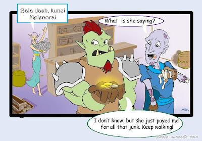 wow comics