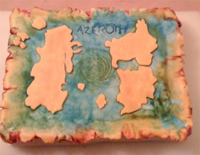 azeroth cake