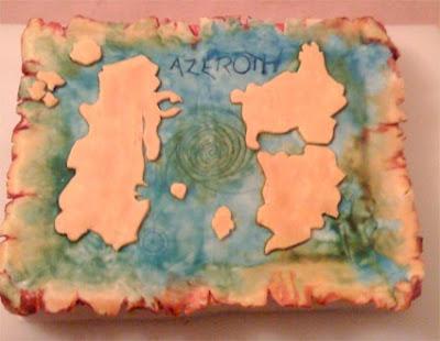 azeroth cake