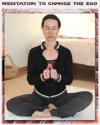 meditation to change the ego instructor dev hueske