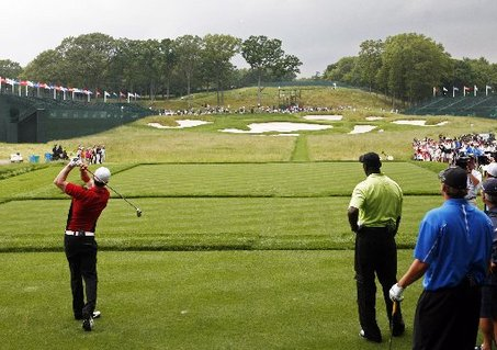 - us open golf 2010