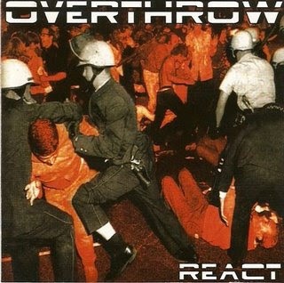 Overthrow - Counter Productive