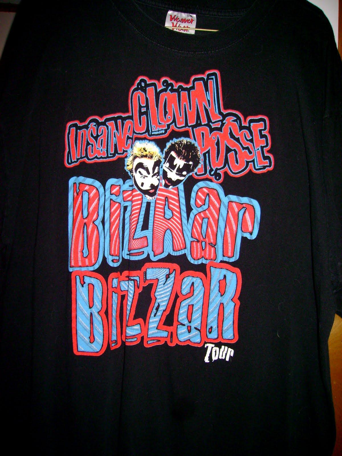 Icp Bizzar Bizaar Tour